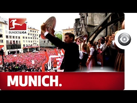 City Profile - Munich – The Home of the Record Champions