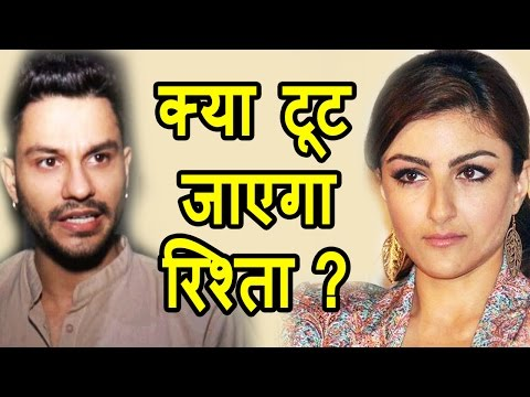 Soha Ali Khan and Kunal Kemmu heading for divorce?