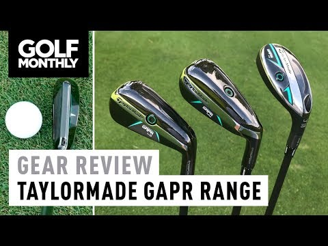 TaylorMade GAPR Range   Gear Review   Golf Monthly
