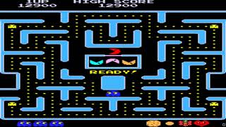 ARCADE HACK SUE'S WORLD By PACFAY In 2000 MS PACMAN HACK MS PAC MAN WITH REVERSAL ROLES