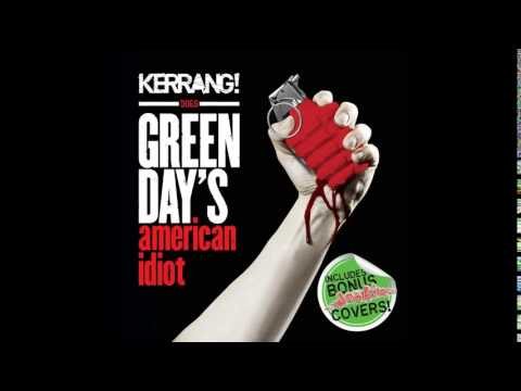 American Idiot (5 Seconds Of Summer) Green Day Cover (Kerrang Does American Idiot) 5SOS