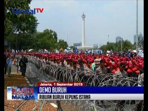 10 Tuntutan Demo Buruh 1 September 2015 - BIM 01/09