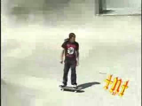 Tony Trujillo Vans promo Video