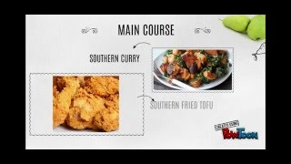 SOUL FOOD VEGAN :  SOUTHERN FRIED TOFU