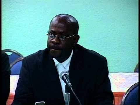 Part 1 - Grenada Media questions Finance Minister Nazim Burke about Sewang One World Affair