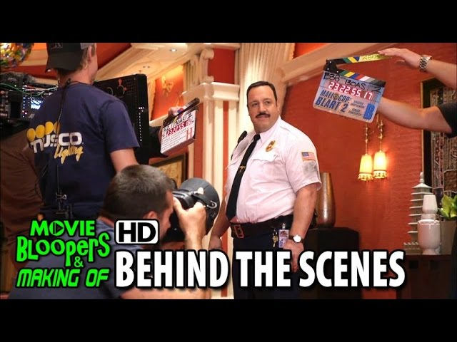 Paul Blart: Mall Cop 2 (2015) Making of & Behind the Scenes