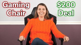 AutoFull Gaming Chair - $200 Deal - Review