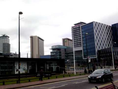 SALFORD QUAYS MANCHESTER UK