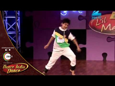 Did Little Masters Mumbai Auditions faisal Performance video