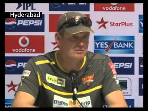 Thisara Perera is a professional sportsman says Sunrisers Hyderabad coach Tom Moody