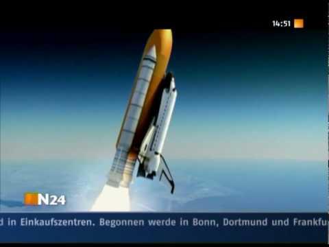 Space Shuttle Explosion - Das Unglück der Challenger