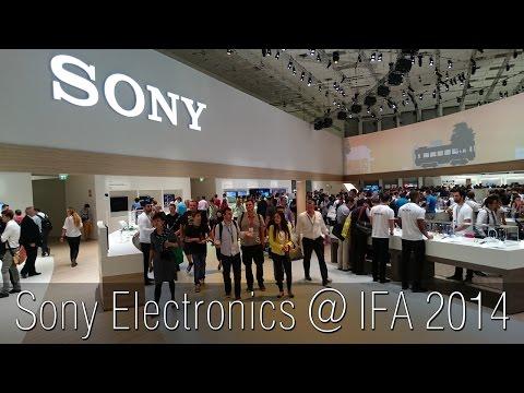 Sony и Philips - новинки IFA 2014