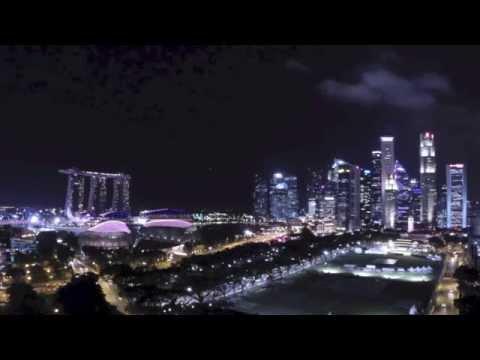 Alex in Singapore, Timelapse