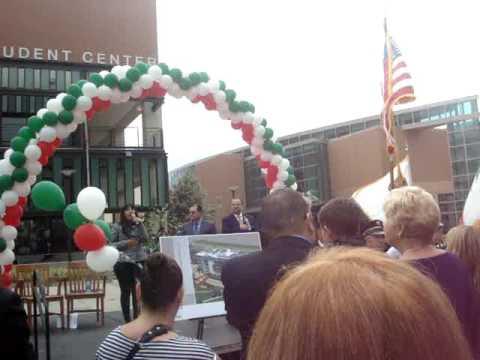 Selene Singing the National Anthem USA