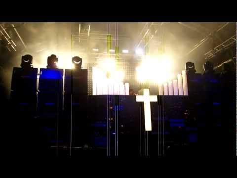 Justice -  Phantom Pt II HD [Live @ Summadayze Perth 2012]