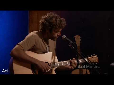 Thumbnail of video Jack Johnson - No Good With Faces (AOL Sessions)