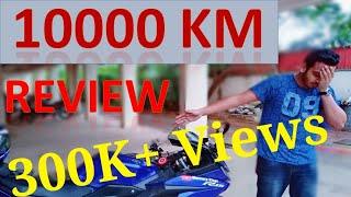R15 V3 10000 KM- complete Review |Honest|
