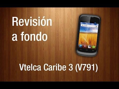 Revisión a fondo - Vtelca Caribe 3