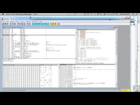 Learning Computer Forensics Tutorial | Dynamic Malware Analysis
