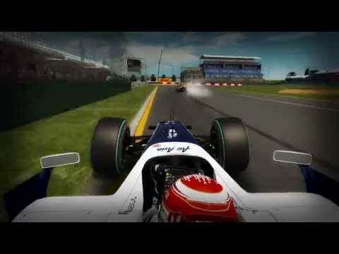 AAR Formula One - Round 1 - Melbourne