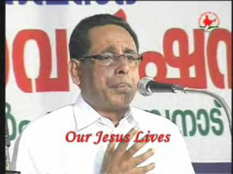 Kumbanad Convention 2011,Pr Babu Cherian 1Peter 4 7,Part 1