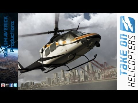 Take On Helicopters - ION Training Flight [Gameplay]