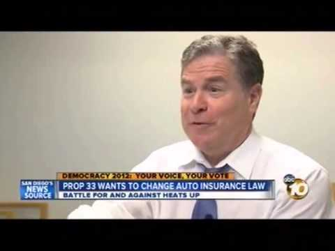 Battle heats up over Proposition 33, which seeks to change auto insurance law