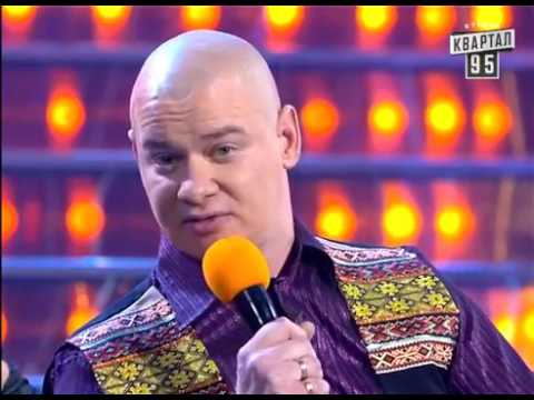 Потап на сербском телевидении   Вечерний Квартал