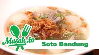 Soto Bandung | Resep #082