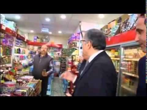 Akpli zeytinburnu belediye başkanına suriyeli tepkisi