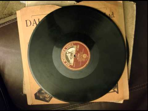 http://listentothegramophone.blogspot.com the other side, the enfusiast at a football match, is also on my channel. please note, some of these records came from an old hard drive. I didn't...