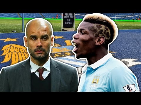 Paul Pogba To Manchester City for £81m? | Transfer Talk