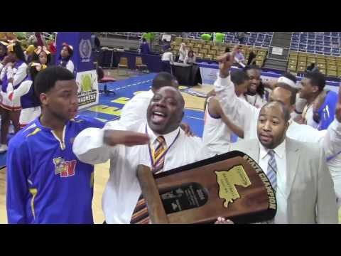 Landry-Walker wins the 2014 4A Basketball State Championship
