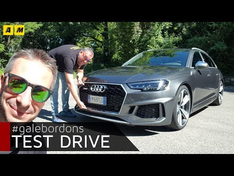 Audi RS4 2018  Esperienza al top ma serve aggressività