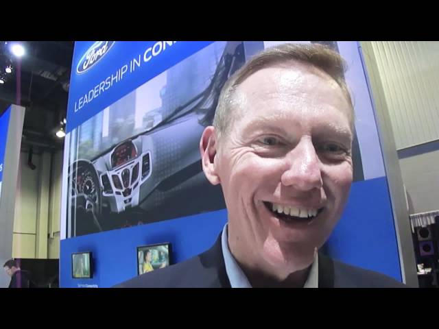 Ford's Alan Mullaly