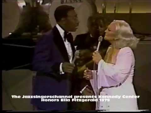 Kennedy Center Honors Ella Fitzgerald 1979