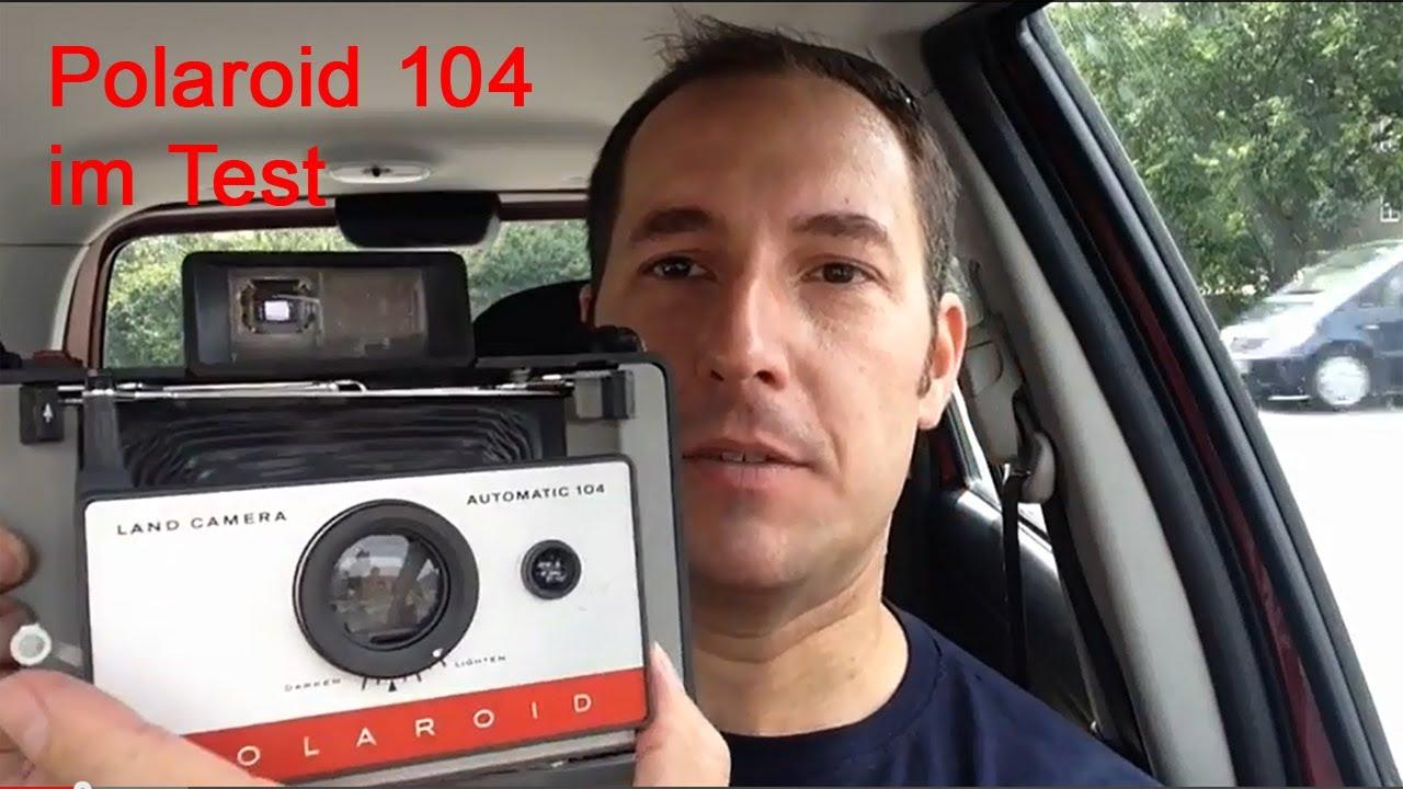 104 Automatic Land Camera