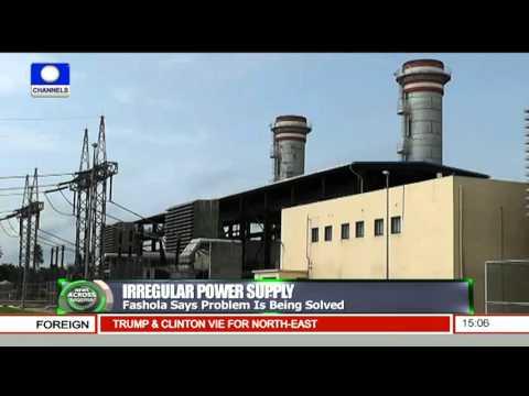 News Across Nigeria: Solution To Irregular Power Supply In Sight