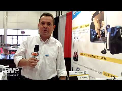 InfoComm 2014: Geemarc Telecom Introduces the LH150 Inductive Loop