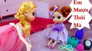 Hãy tôn trọng quyền riêng tư của người khác - B71 - Nữ hoàng búp bê Chibi baby doll