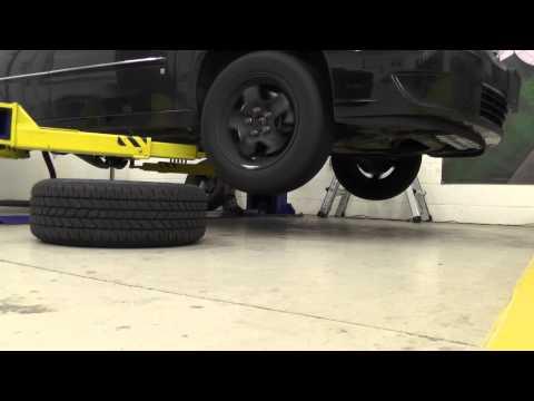 2006 Chevy Malibu Wheel Bearing Noise Test