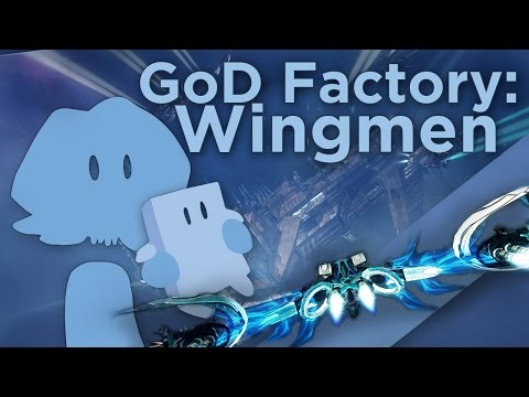 James Recommends - GoD Factory Wingmen - Want to Play a Multiplayer TIE Fighter?