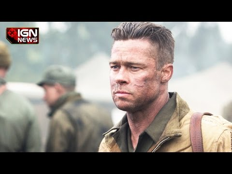 Brad Pitt's fury Rolls Into 1st At The Box Office - Ign News video