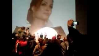 In the Land of Blood and Honey - Angelina Jolie - Gala premiere of her movie