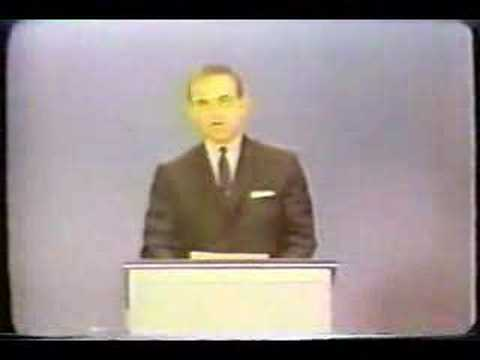 George Wallace '68 Presidential TV Ad Video