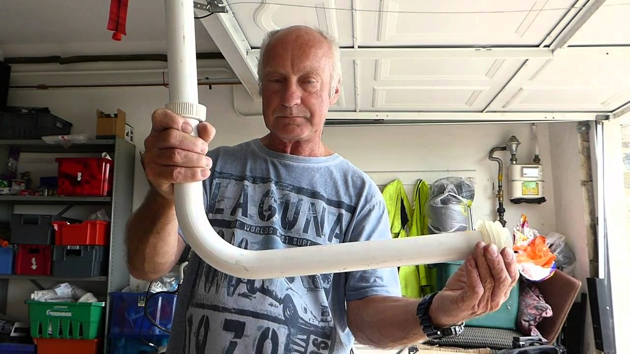 How To Fix A Leak On A W C Flush Pipe Pan End Or The