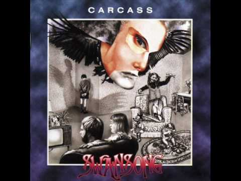 Carcass - keep on rotting