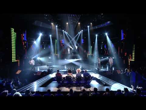 EXCEPTION - LOVE IS THE WAY (LIVE ne X Factor Albania 3)