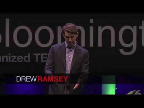 A Brain Food Prescription from the Farmacy: Drew Ramsey at TEDxBloomington