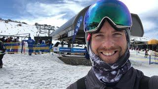 Live Snowboarding Hangout from Perisher, Australia